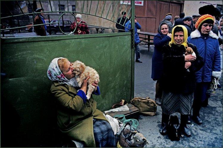 Жизнь советских одесситов 1980-х