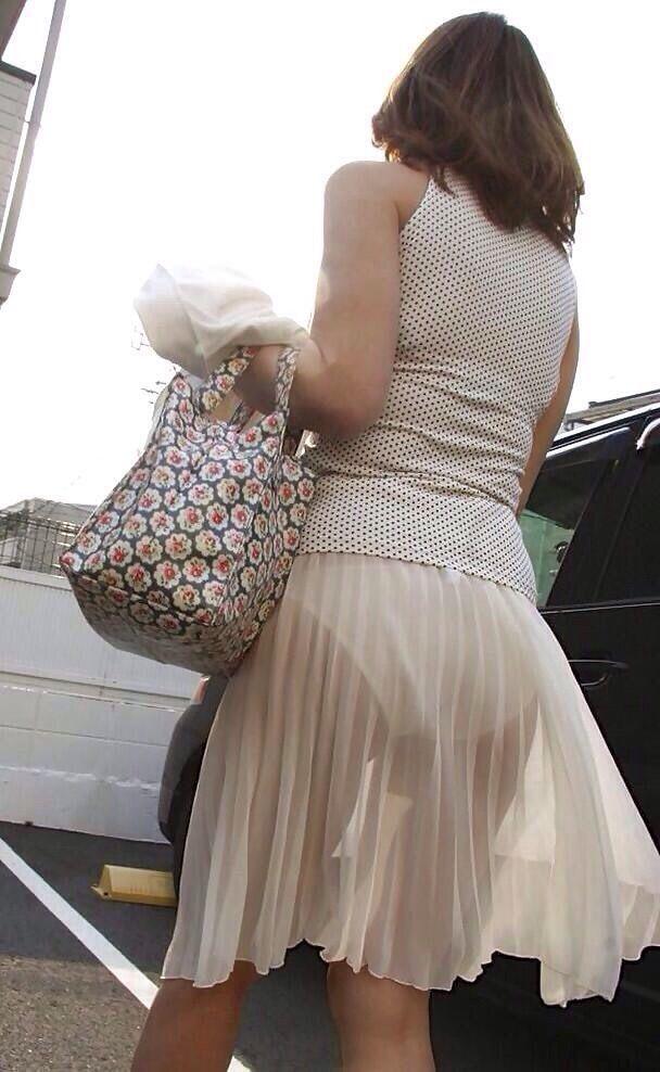 Современные модные тенденции - выставлять всё напоказ