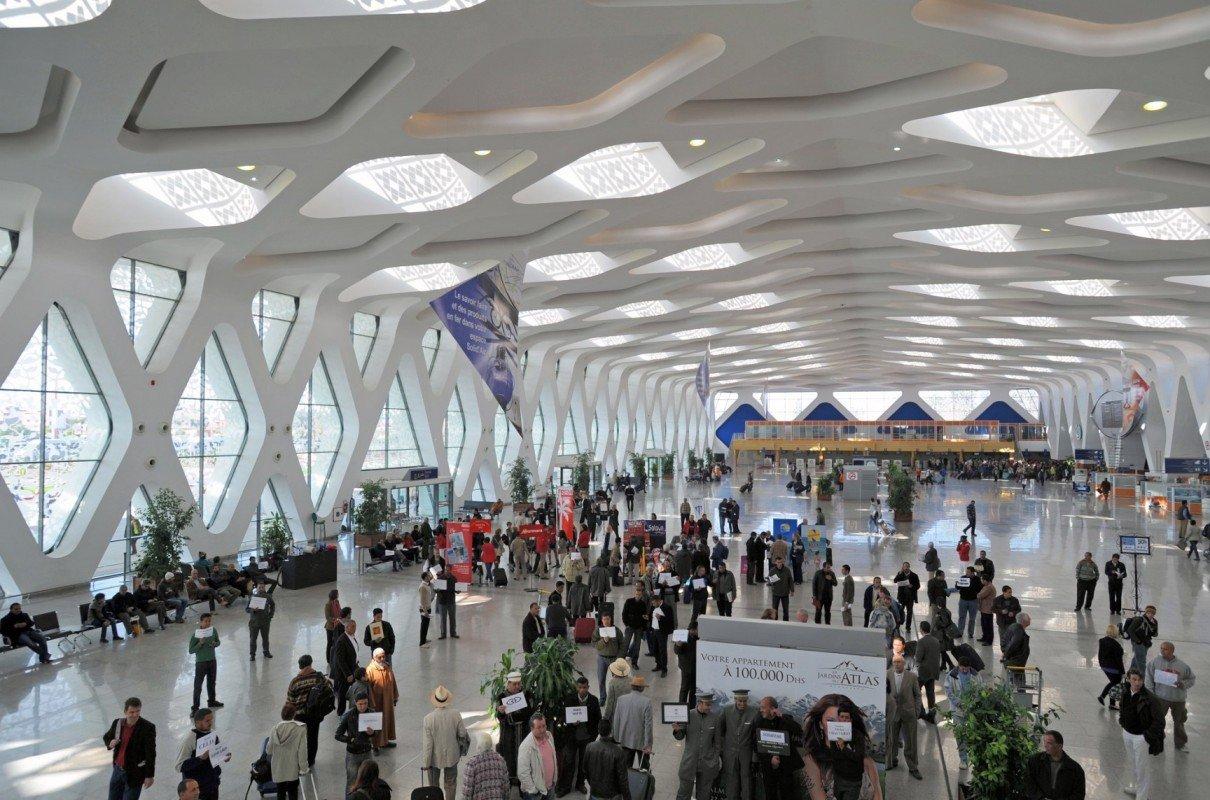 10 самых поразительных аэропортов со всего мира