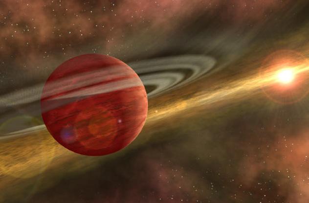 Необъяснимые космические открытия