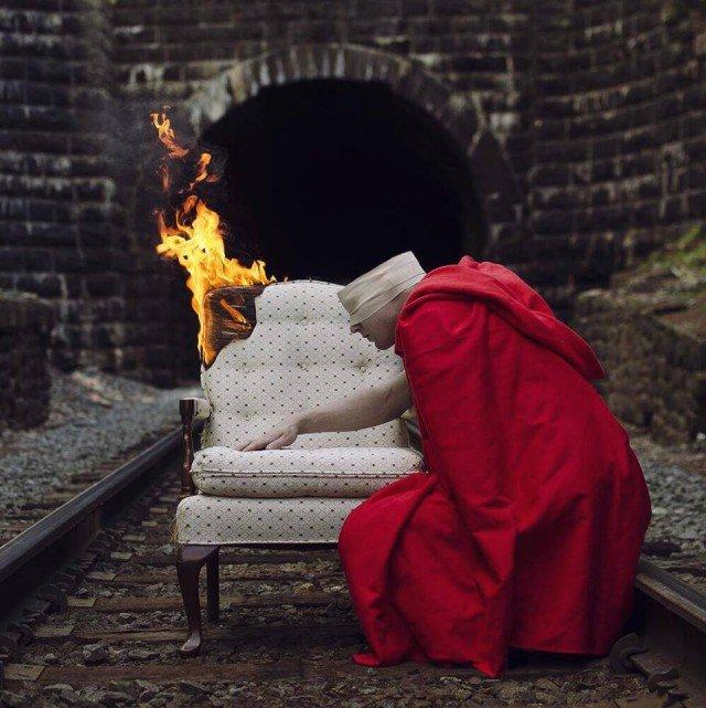 Сюрреалистические фотографии от Кристофера МакКини