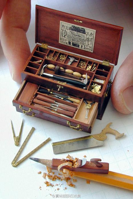 Маленькие станки и инструменты