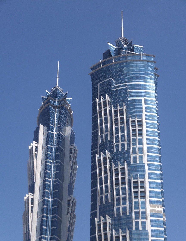 Самые высокие отели в мире