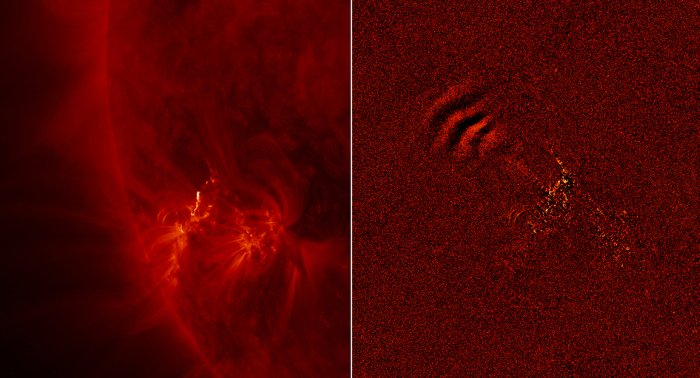 Обсерватория NASA собрала 100 миллионов снимков Солнца
