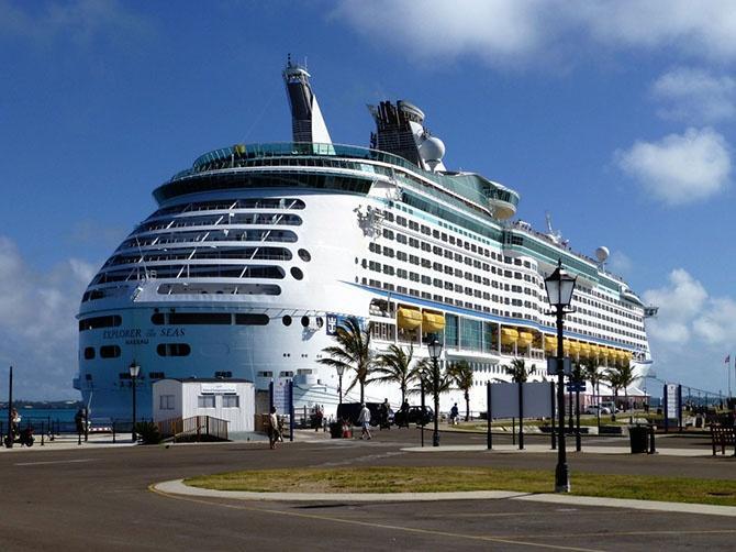 Крупнейшие лайнеры для перевозки пассажиров