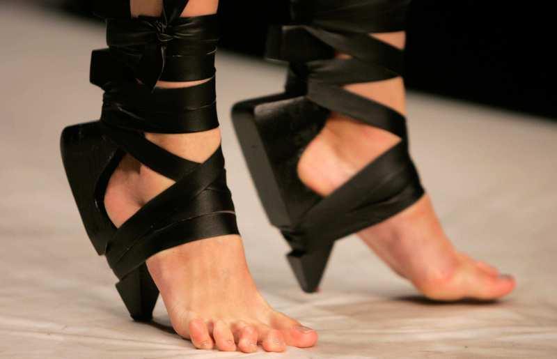 Туфли не для прогулок