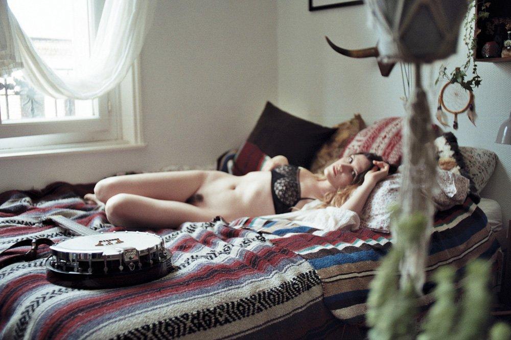 В объективе французского фотографа Тео Госселина