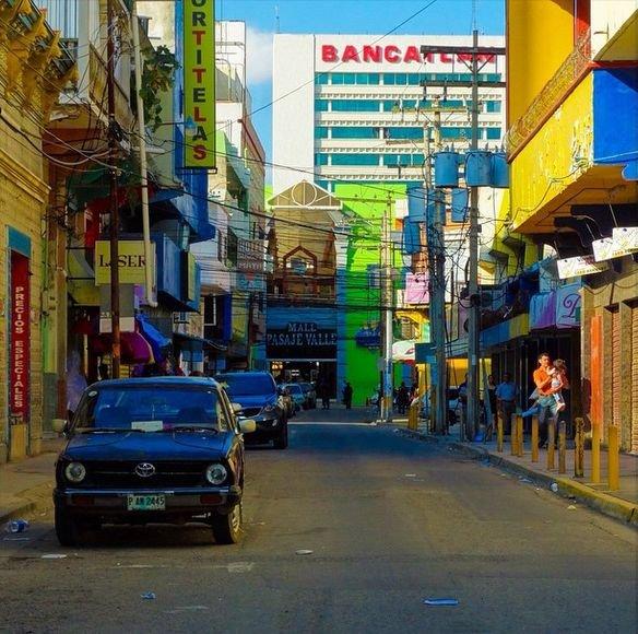 Жизнь в одном из самых опасных городов планеты - Сан-Педро-Сула