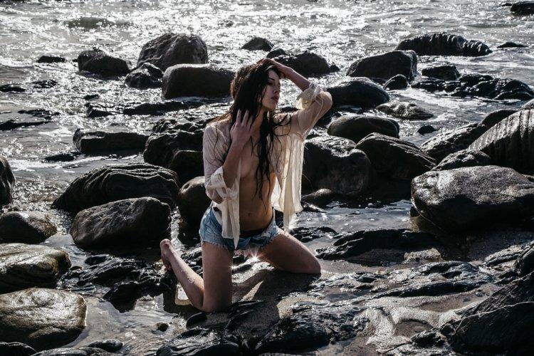 Фотографии красивых девушек от Ника Муреба