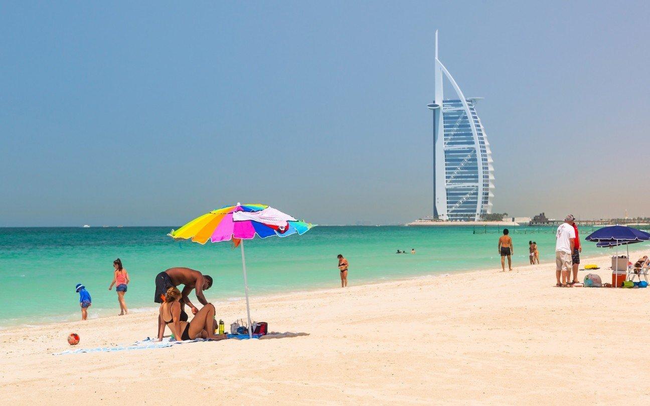 Интересные места для посещения в Дубае