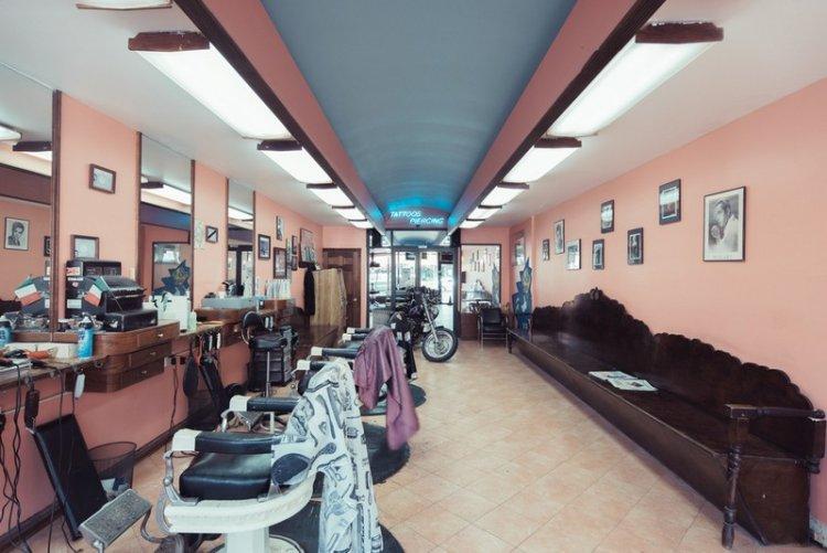 Мужские парикмахерские Нью-Йорка