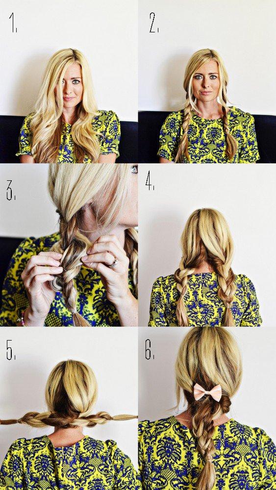 Креативные советы для укладки волос