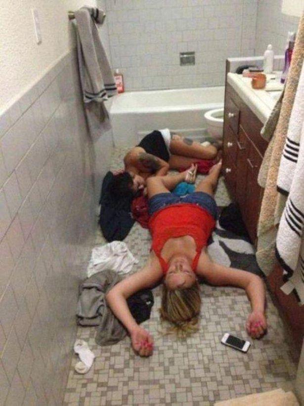 Пьяные вечеринки
