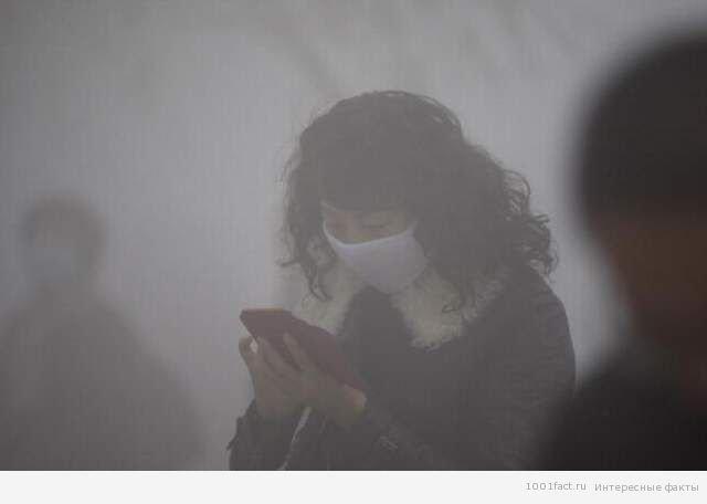 Интересные факты про смог