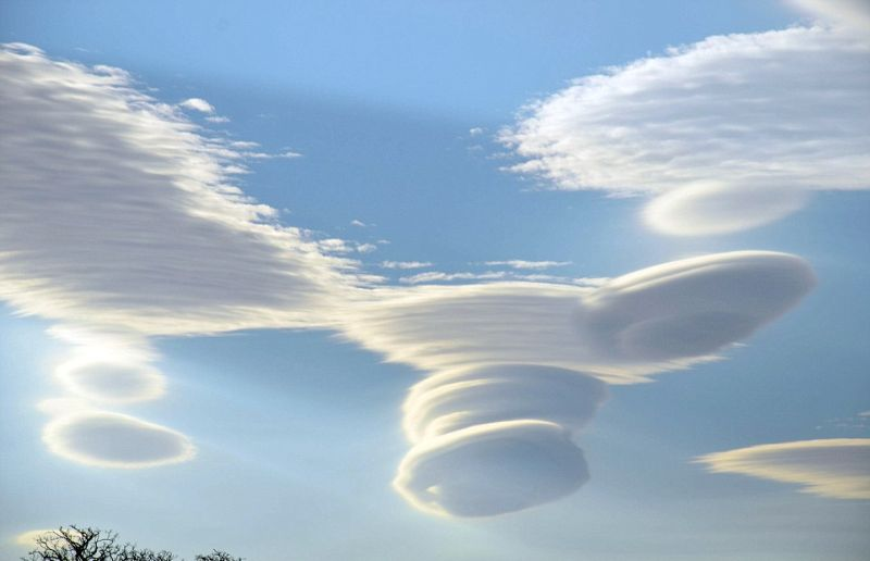Дисковые облака