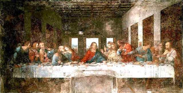 джованни мария пала тайная вечеря слушать