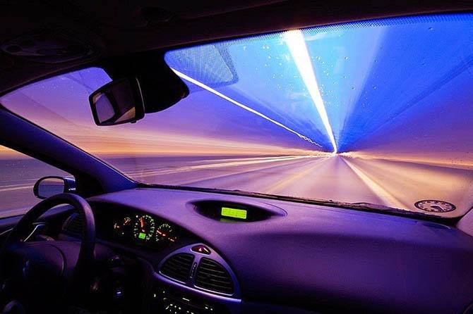 Самых протяженный автомобильный туннель