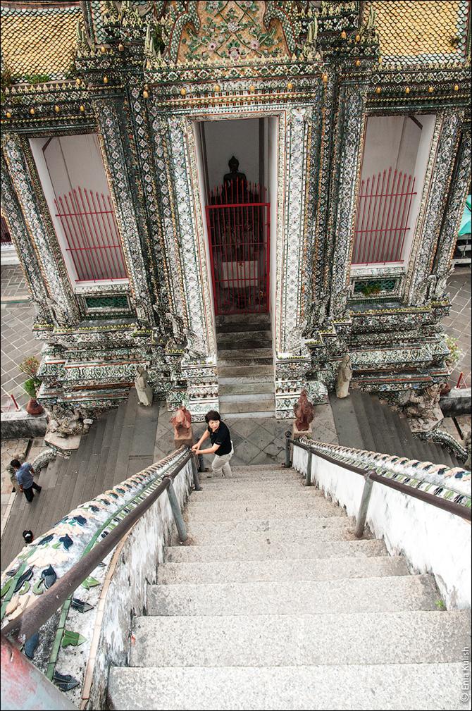 Храм Утренней зари в Бангкоке