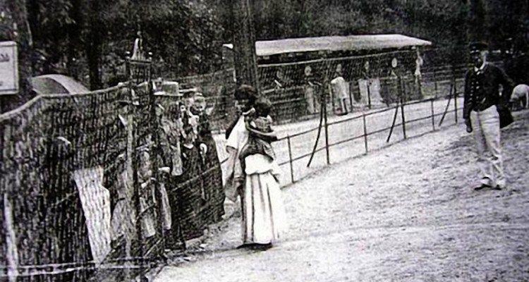 Человеческие зоопарки в Европе