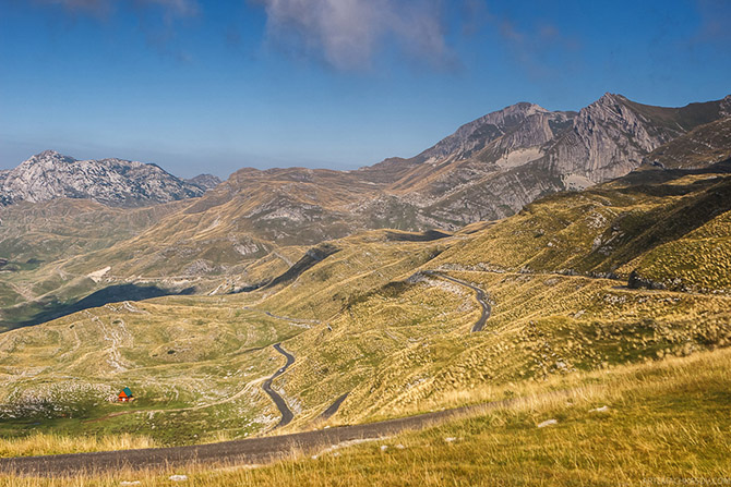 Дурмитор — горная вершина в Черногории