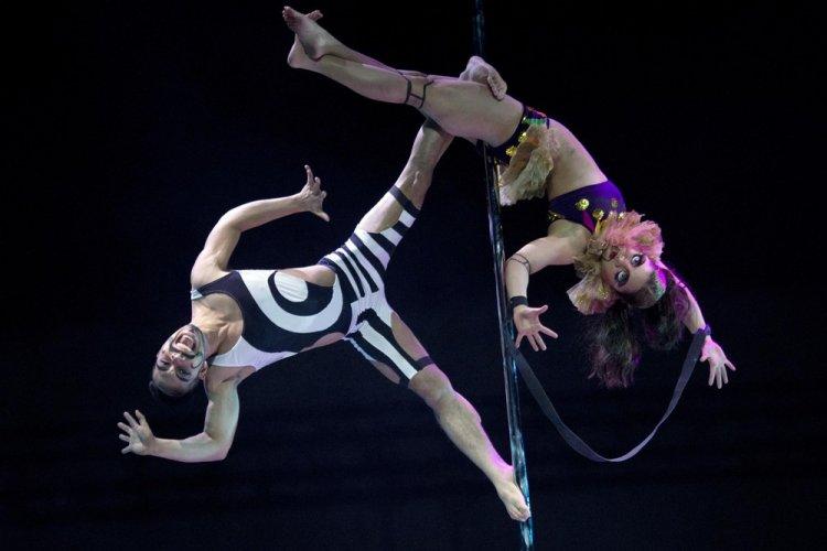 Чемпионат Мира по танцам на пилоне в Пекине