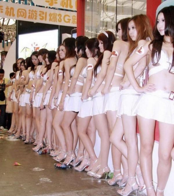 проститутки из китая цены