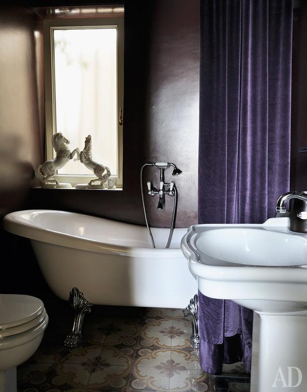 27 дизайнерских идей оформления ванной