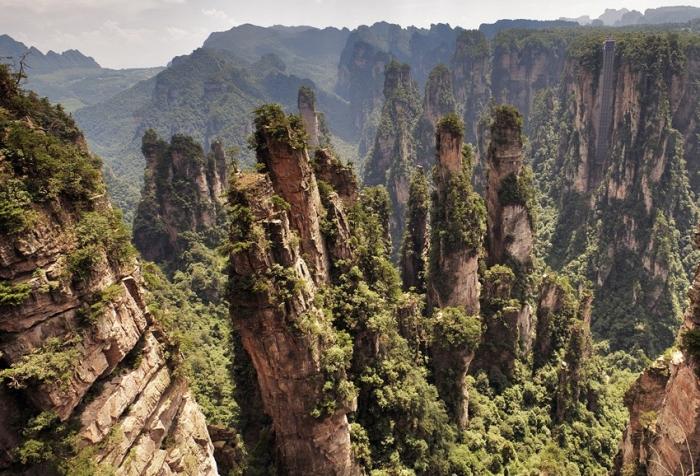 Фантастические ландшафты нашей планеты