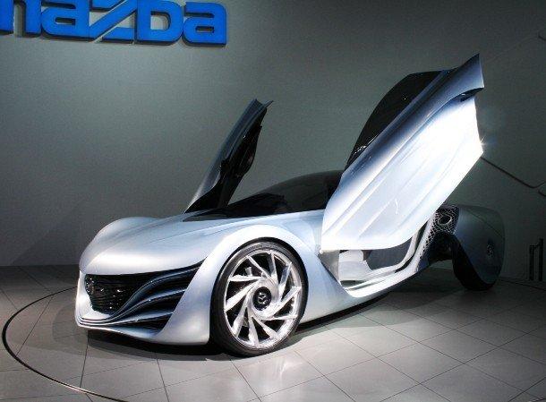 концепт кары авто 2007 мазда 6