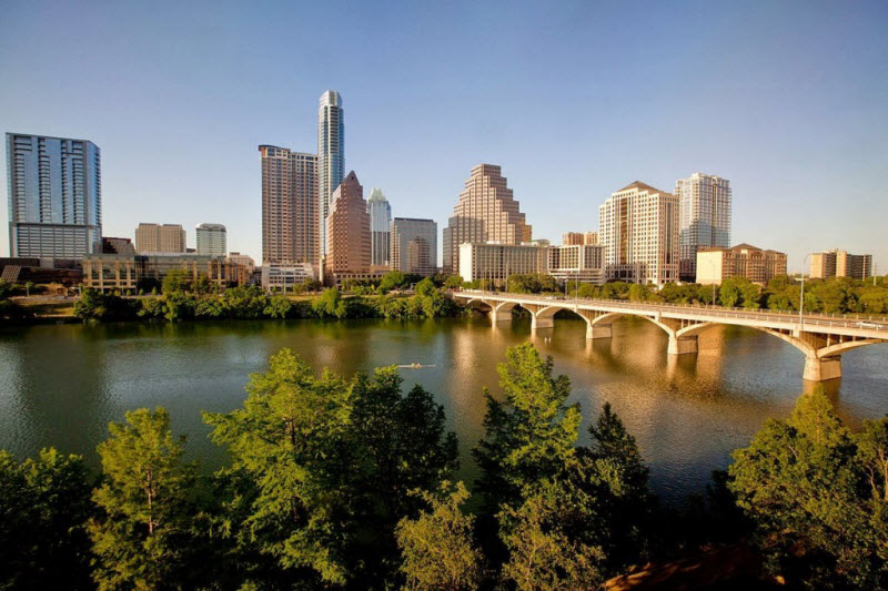 25 cities for professional growth and youth entertainment