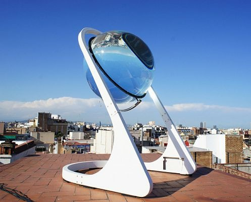 10 интересных проектов альтернативной энергетики