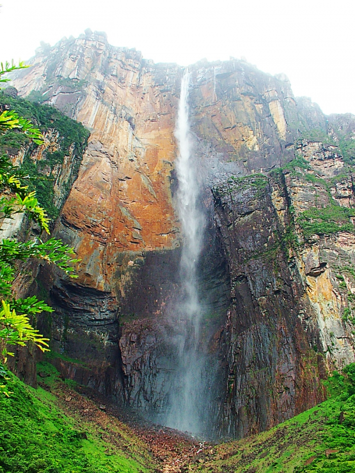 Красивейшие водопады мира