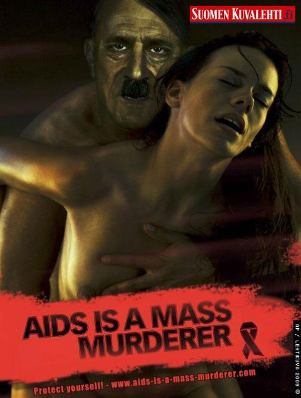 Реклама безопасного секса