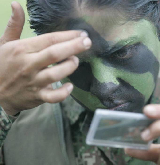 Красивые девушки в Армии