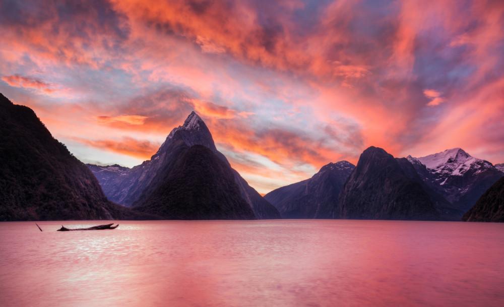 Далекая Новая Зеландия