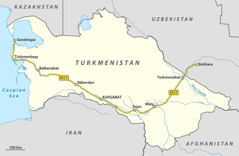 О Туркмении