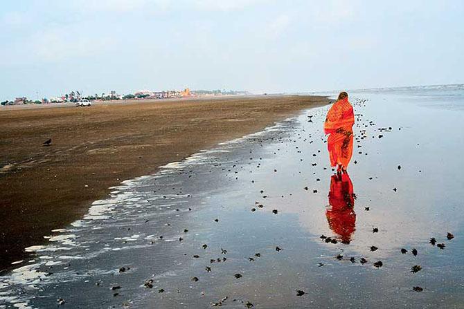 7 чистых и спокойных пляжей в Индии