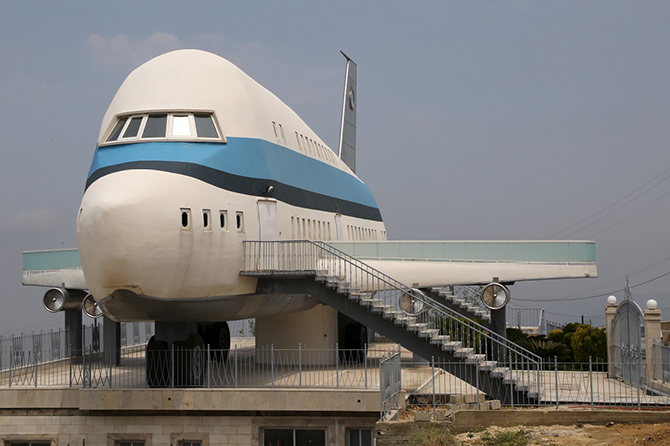The most unusual houses in the world