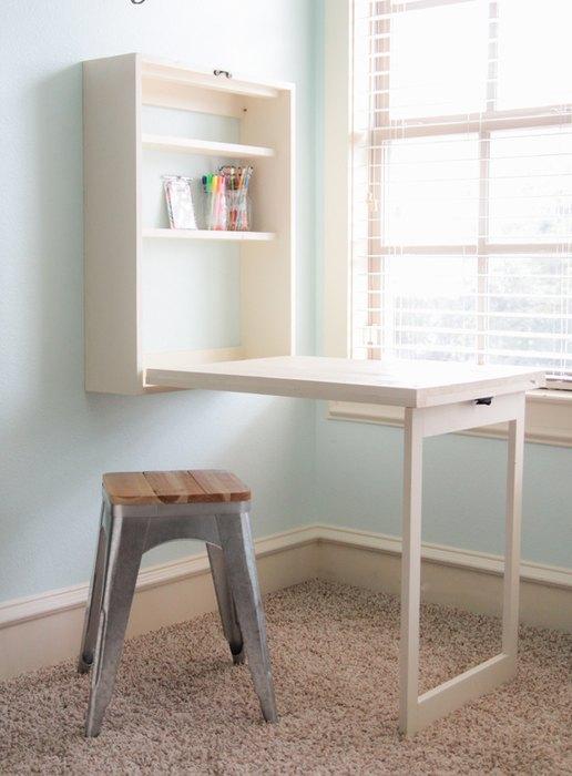 7 идей обустройства рабочего места в небольшой квартире