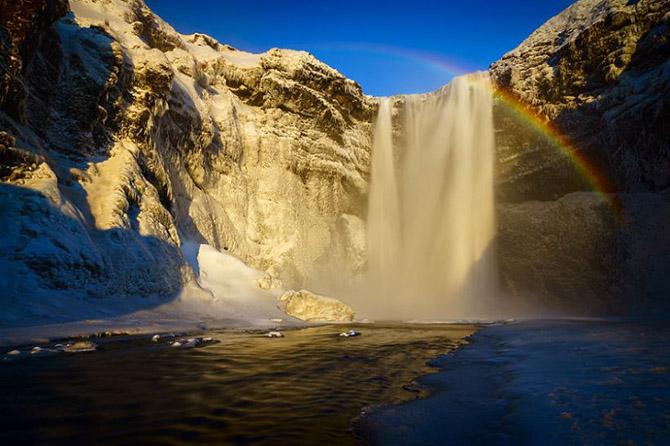 Красота Исландии на снимках Эреза Марома