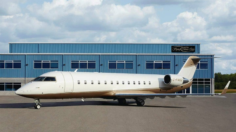 10 most expensive private jets