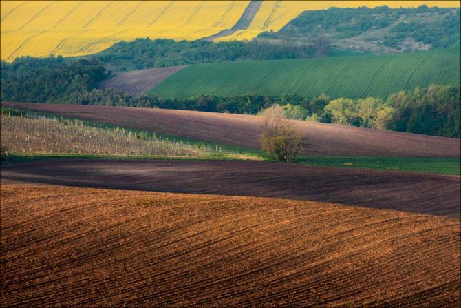 Красоты Чехии на фотографиях