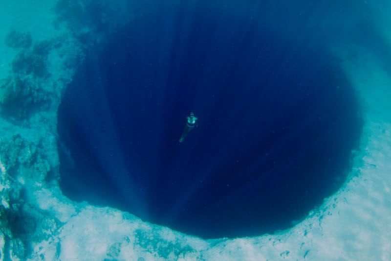 После просмотра этих снимков ты в воду ни ногой