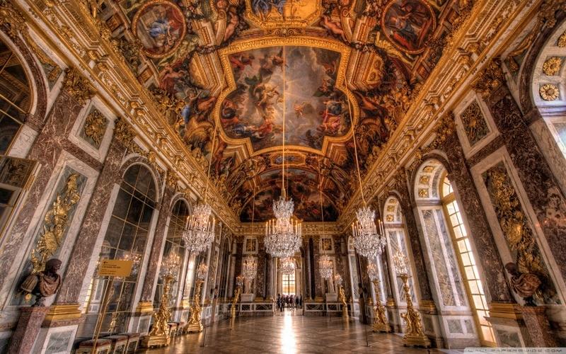 Самые роскошные королевские резиденции разных стран