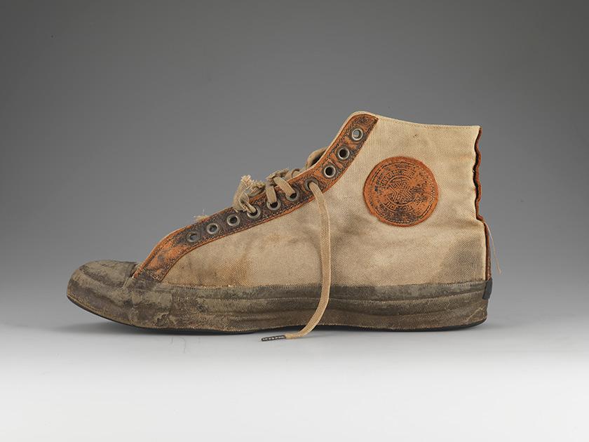 Эволюция спортивной обуви