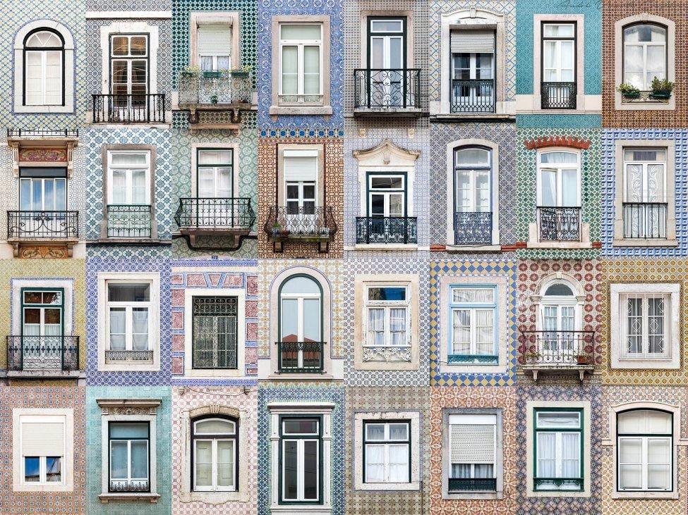 Окна мира от фотографа Андре Висенте Гонсалвеса