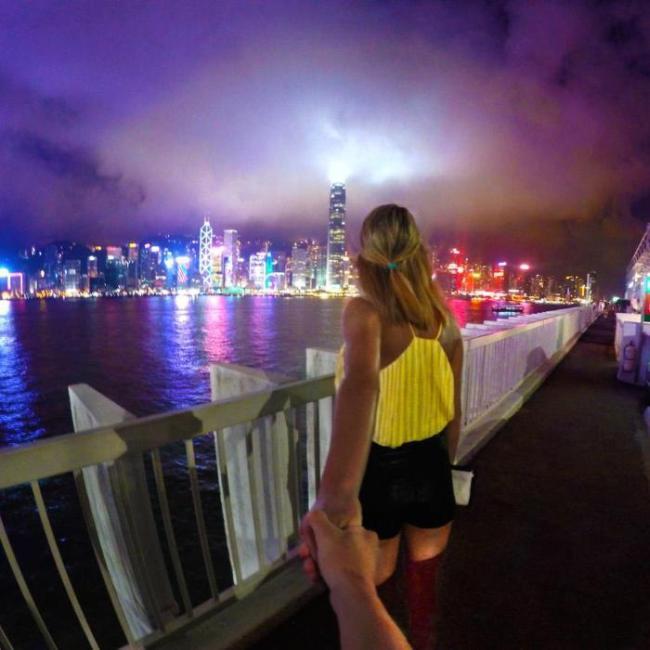 Красивое путешествие по 10 странам Азии