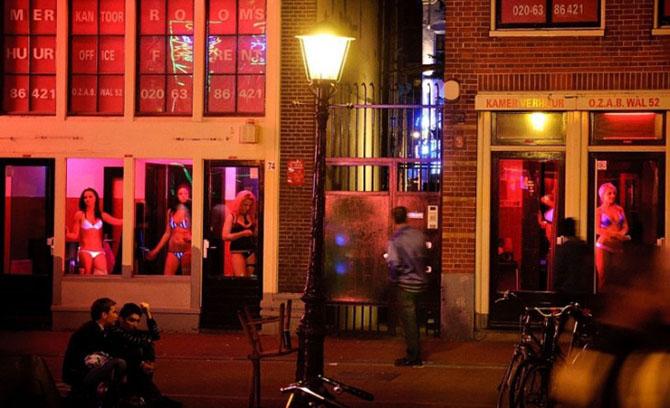 30 интересных фактов об Амстердаме