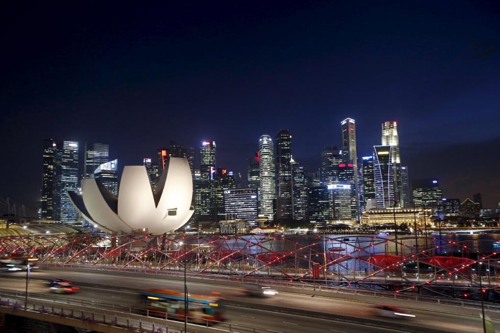 Сингапур сейчас и 50 лет назад