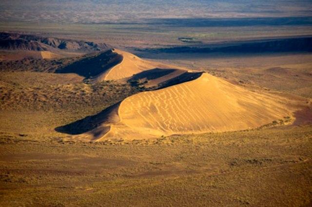 6 аномальных мест нашей планеты
